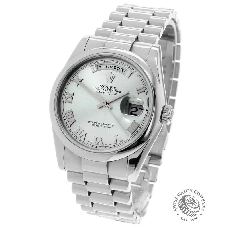 Rolex Day-Date Platinum