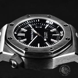 AP21771S Audemars Piguet Royal Oak Offshore Diver Close6