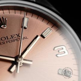 RO21830S Rolex Mid Size Oyster Perpetual Close5