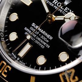 RO21980S Rolex Submariner Date Unworn Close4