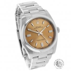 RO21848S Rolex Oyster Perpetual 36 Dial