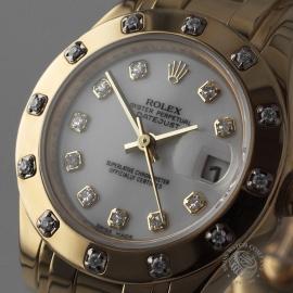 RO21247S Rolex Ladies Pearlmaster Close1