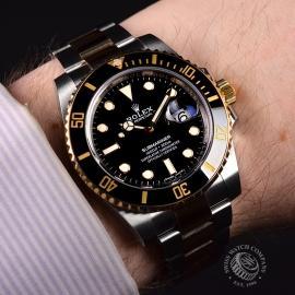 Rolex Submariner Date Wris