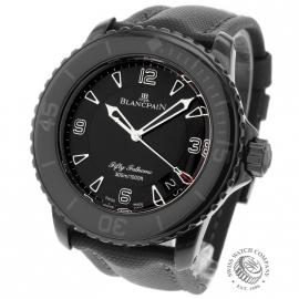 Blancpain Black Knight Fifty Fathoms Automatic