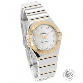 OM21877S Omega Ladies Constellation Dial