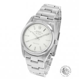 21467S Rolex Air King Back 1