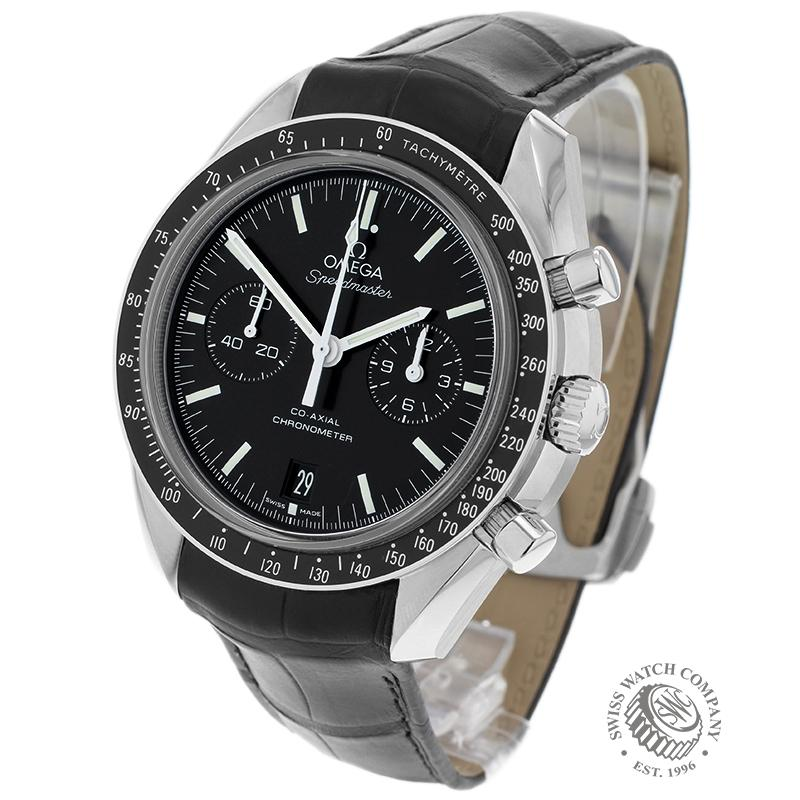 Omega Speedmaster Moonwatch Co Axial Chronograph