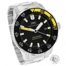 IW22186S IWC Aquatimer 2000 Dial