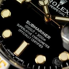 Rolex Submariner Date Close9 2
