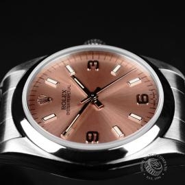 RO21830S Rolex Mid Size Oyster Perpetual Close7
