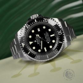 RO22370S Rolex Sea Dweller DEEPSEA MK1 Close10