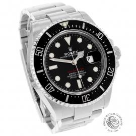 RO21808S Rolex Sea Dweller 50th Anniversary Unworn Dial