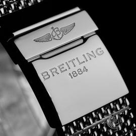 BR22078S Breitling Transocean Chronograph Close8