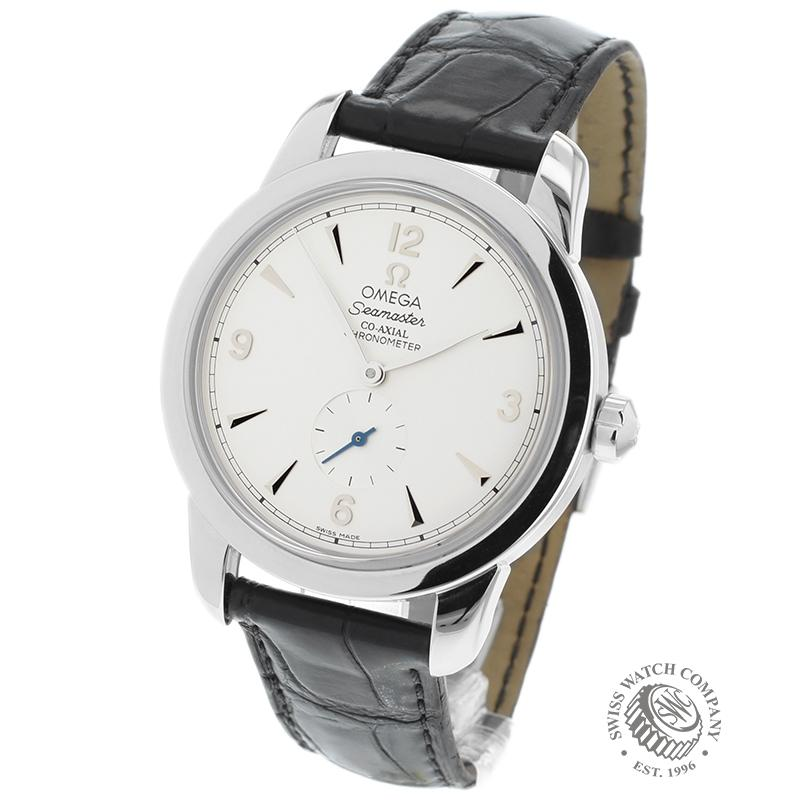 Omega Seamaster 1948 Olympic 'London 2012' Limited Edition
