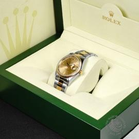 RO21991S Rolex Oyster Perpetual Date Box