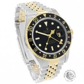 RO21330S Rolex GMT Master II Dial 1