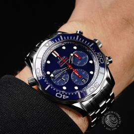 OM21919S Omega Seamaster Professional Chronograph Co-Axial Wrist