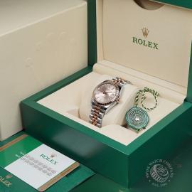 RO22635S Rolex Ladies Datejust Box