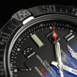 21240S Breitling Avenger Seawolf II  Close8