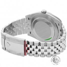 RO22025S Rolex Datejust 41 Unworn Back