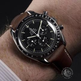 20110S Omega Vintage Speedmaster Professional Moonwatch Wrist 2