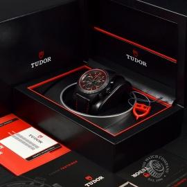 TU21152S Tudor Fastrider Black Shield Box