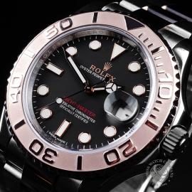 RO21675S Rolex Yachtmaster Close2