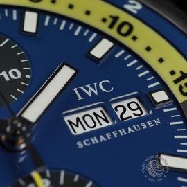IW22457S IWC Aquatimer Chronograph 'Calypso' Close5