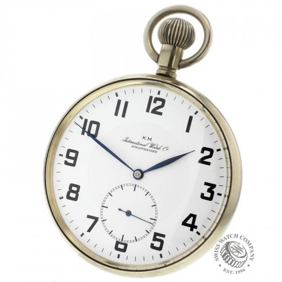 IWC Vintage 'Kriegsmarine' Pocketwatch