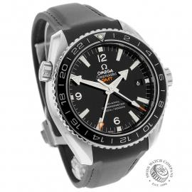 OM21785S Omega Seamaster Planet Ocean Co-Axial GMT Dial