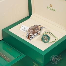 RO22620S Rolex Datejust 41 Unworn Box