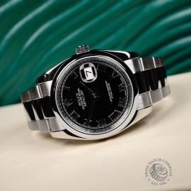 RO21978S Rolex Datejust 36 Close10