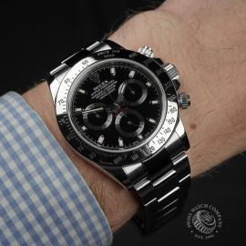 RO22351S Rolex Cosmograph Daytona Wrist