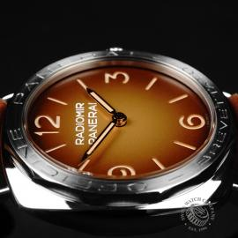 PA21873S Panerai Radiomir 3 Days Acciaio Brevettato Close6