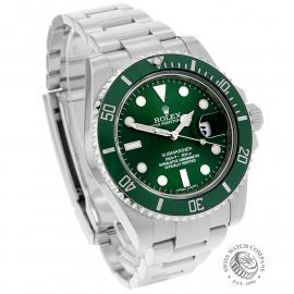 RO22172S Rolex Submariner Date Ceramic 'Hulk' Dial