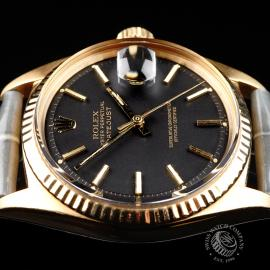 RO-646F Rolex Datejust 18ct Close 6