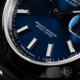 RO22399 Rolex Datejust 41 Close 4