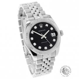 RO21505S Rolex Ladies Datejust Midsize Dial