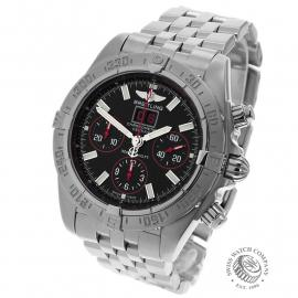 Breitling Chronomat Blackbird Red Strike Limited Edition