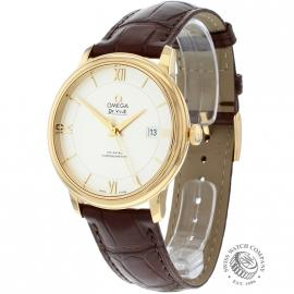 Omega De Ville Prestige Co Axial 18ct Gold
