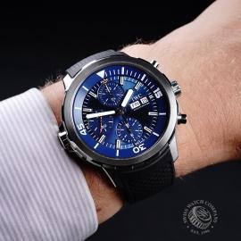 IW21710S IWC Aquatimer Chronograph Wrist 1