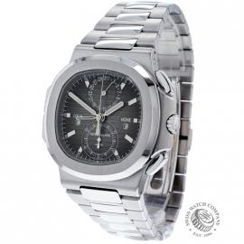 Patek Philippe Nautilus Travel Time Chrono