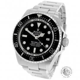 RO22496S Rolex Sea Dweller DEEPSEA Back