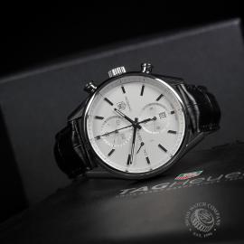 TA22528S Tag Heuer Carrera 1887 Chronograph Close10