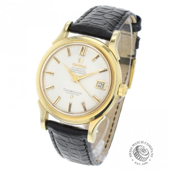 Vintage Omega Constellation 18ct