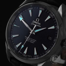OM21822S Omega Seamaster Aqua Terra Close1