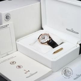 JL1879P Jaeger LeCoultre Master Date 18ct Rose Gold Box