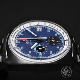 OM21085S Omega Vintage Seamaster Chronograph Calibre 1040 Close8