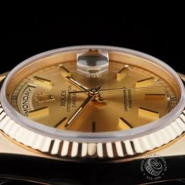 RO21640S Rolex Day-Date President 18238 Close5