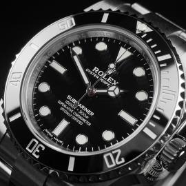 RO22386S Rolex Submariner Non-Date Close2